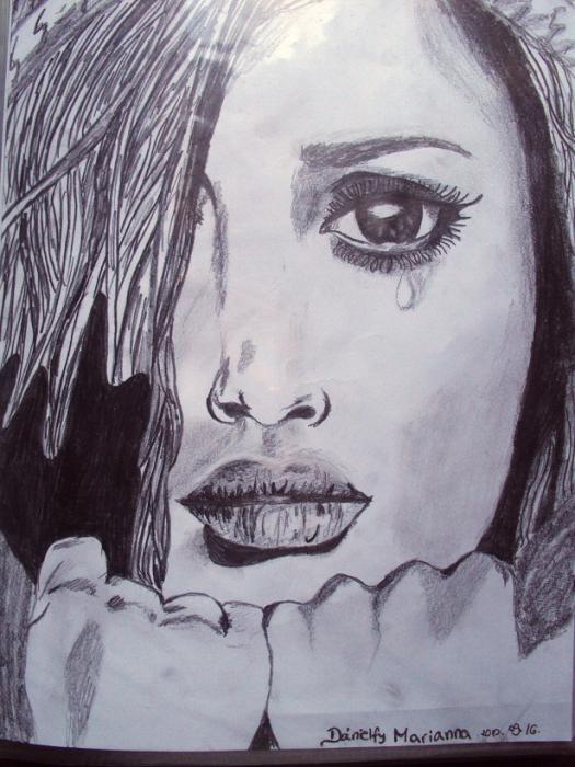 Jessica Alba por merienne_draga